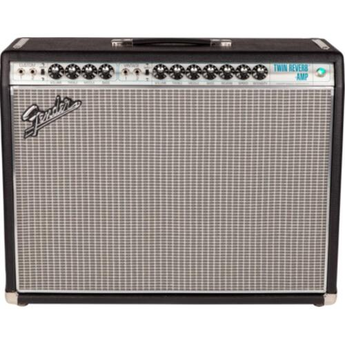FENDER 68 CUSTOM TWIN REVERB (85w 2x12 CEL)
