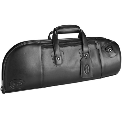 RB Trumpet Single Bag Black Leather
