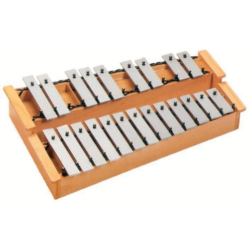 ANGEL AG8253 PRO SERIES SOPRANO CHROMATIC GLOCKENSPIEL C3-A4