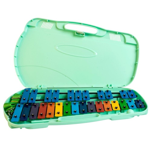 ANGEL G2-A4 AX27N 27-NOTE GLOCKENSPIEL WITH COLOURFUL KEYS