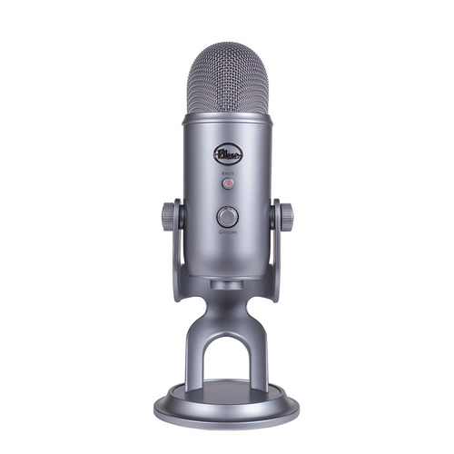 Yeti Studio combines the award-winning Yeti USB microphone with Studio One Artist recording software and iZotope Nectar Elements advanced studio vocal