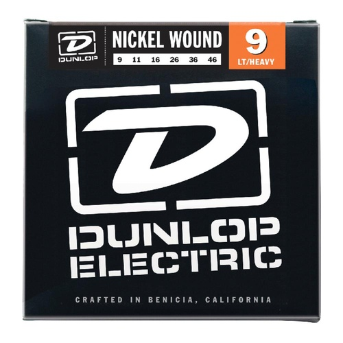 DUNLOP 9-46 ELECTRIC STRINGS