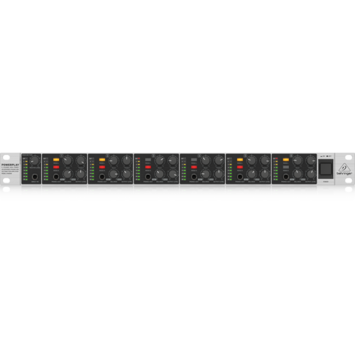 Behringer HA6000 6-Channel Headphones Mixing/Distribution Amplifier