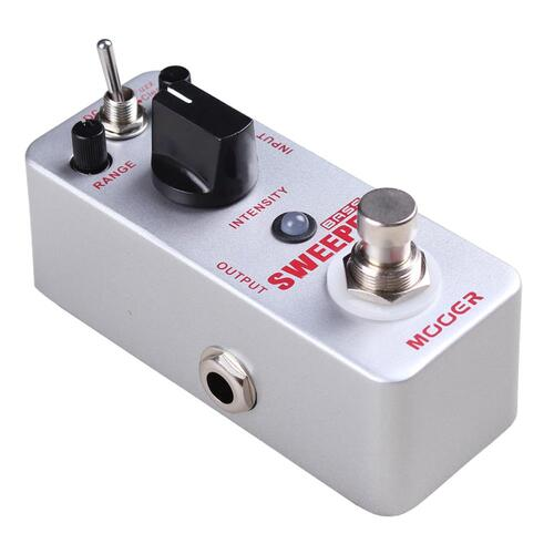 Mooer Sweeper Bass Guitar Micro Effects Pedal