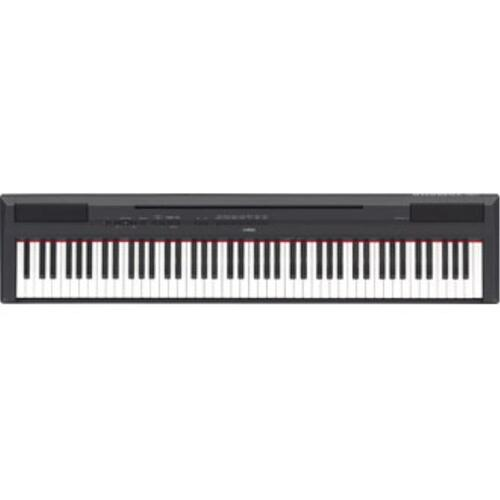 YAMAHA P115B DIGITAL PIANO BLACK