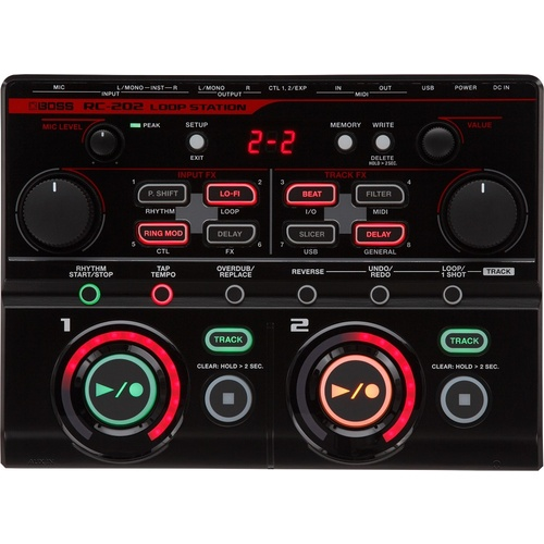Boss RC-202 2-Track Loop Station