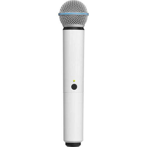 Shure WA713-WHT Colour Handle for BLX SM58 or BETA58 Handheld Mic; White