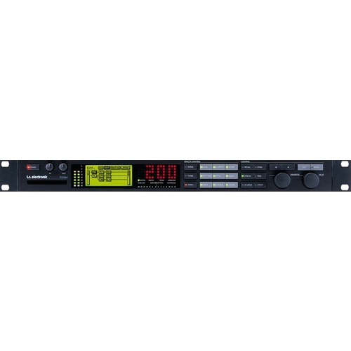 TC G-FORCE STUDIO QUALITY DIGITAL EFFECTS PROCESSOR