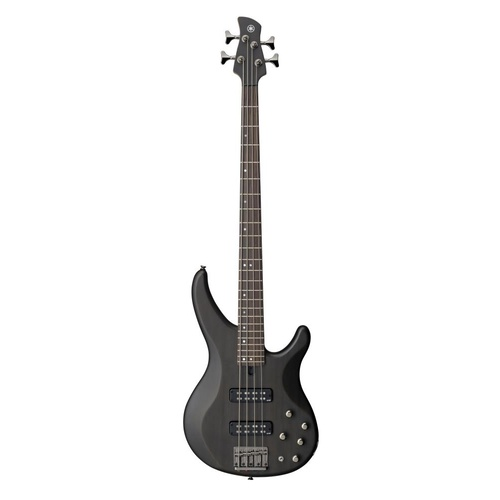 YAMAHA TRBX504 TRANSLUCENT BLACK BASS GUITAR